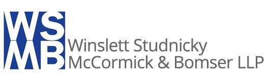Winslett Studnicky  McCormick & Bomser LLP